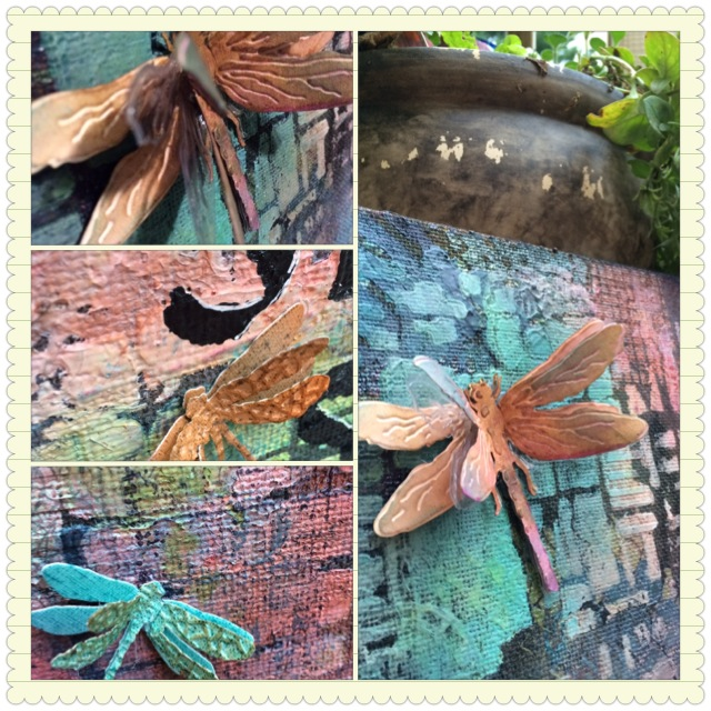 tim holtz dragon fly