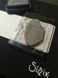 crisp imagine with Stampers Secret Weapon