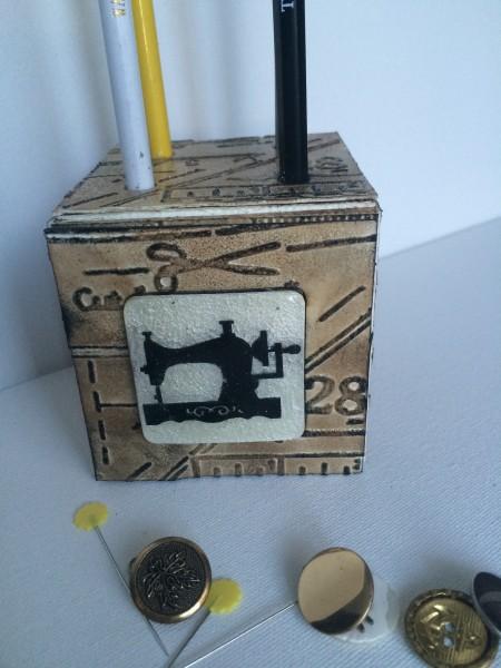 sew cute block