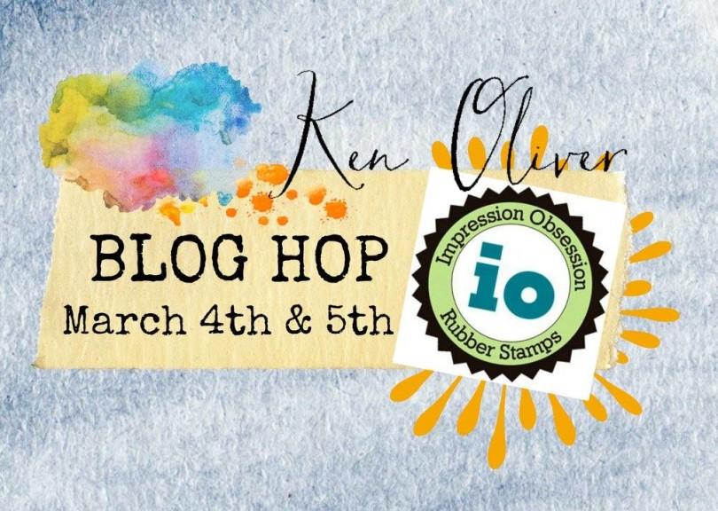 Ken Oliver / IO blog hop