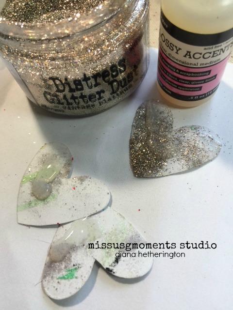 EC glitter and gloss