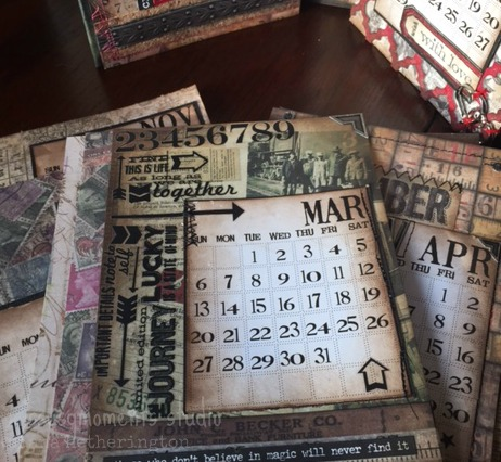 calendars tocome