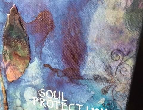 Soul Protection canvas