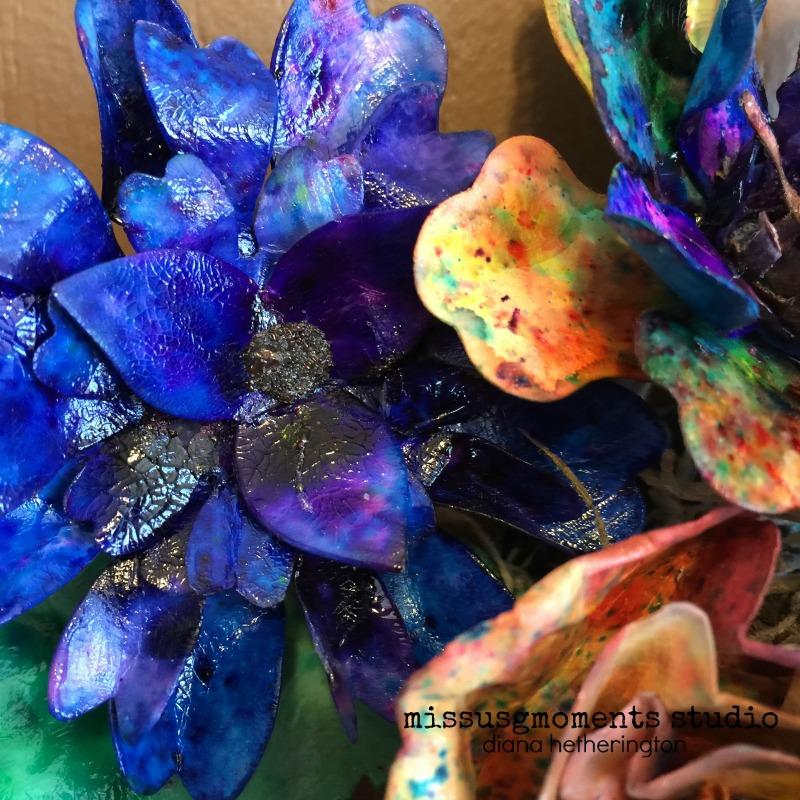 Eileen Hull blue flower
