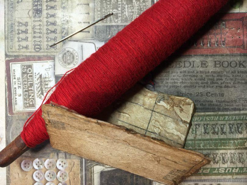 antique thread