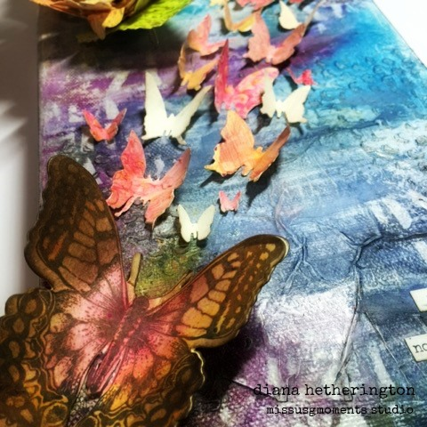 tim holtz butterfly