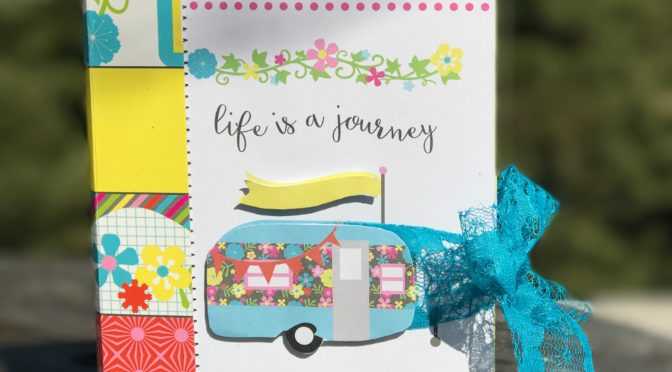 Eileen Hull journal – life is a journey
