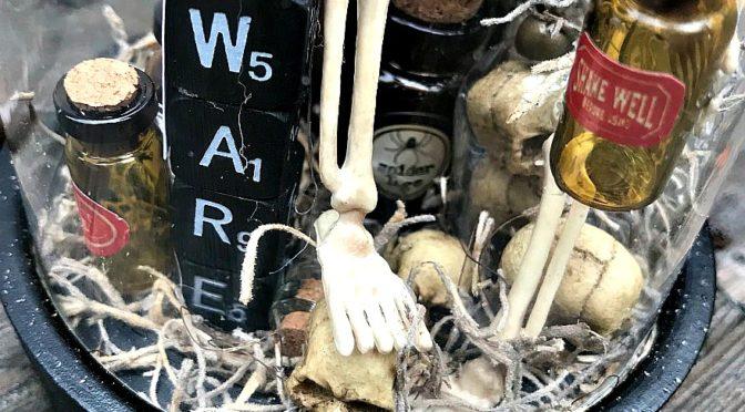 idea-ology halloween dome